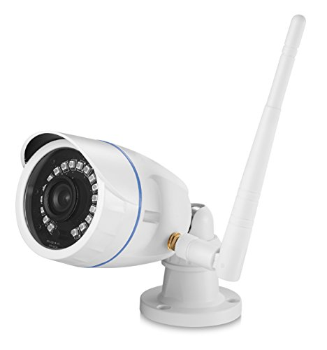 Cirrus o7 - Outdoor 720P HD Wireless Cloud Home Security Surveillance Video Camera System (1 Pack)