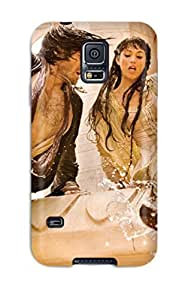 New Fashion Premium Tpu Case Cover For Galaxy S5 - Prince Of Persia - The Sands Of Time