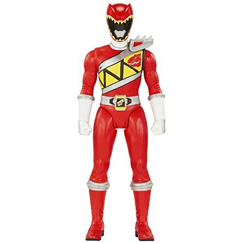 (Power Rangers Jakks Big Figs Massive Dino Charge Action Figure, Red, 31