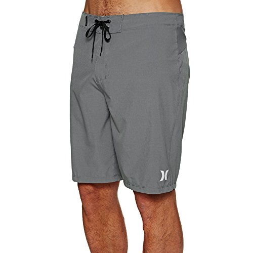 Hurley Men's Phantom One and Only Board Shorts, Cool Grey, ()