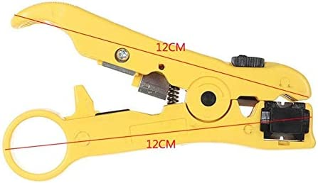 ZGQA-plier set Pliers RG7 RG6 RG11 Compression Tool F Connector Cable Coax Coaxial Crimper Stripper Plier Multifunction tool