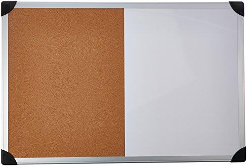 Lorell Combo Board, Dry-Erase/Cork, 24