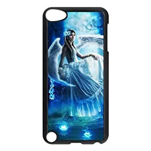 JOINED Guardian Angel,Hard Case !Slim and Light weight and won't fade, Scratch proof and Water proof.Compatible with All Carriers Allows access to all buttons and ports. Phone Case For Ipod Touch 5 [Pattern-2]