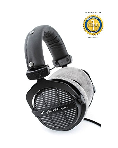 beyerdynamic DT 990 PRO open Studio Headphone by beyerdynamic