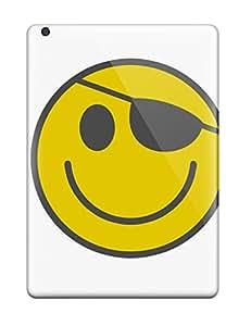 Janice K. Alvarado's Shop Best Ipad Air Case Cover Skin : Premium High Quality Pirate Smiley Case 8344471K78535812