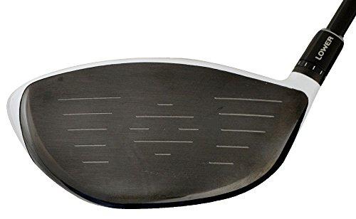 TaylorMade Men's M1 460cc Golf Club Driver, Right Hand, Graphite, Regular, 10.5 Degree, Fujikura Shaft