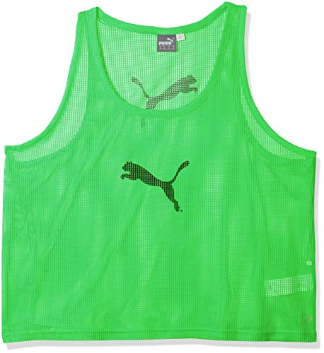 Puma Men's Bib, Medium, Fluro Green