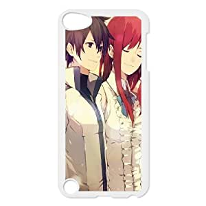 Fairy Tail iPod Touch 5 Case White Customized Gift pxr006_5256375