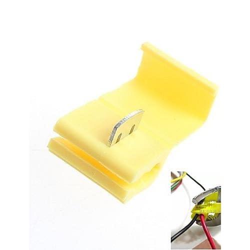 d6846246a8b 50%OFF rápida alambre de empalme de retención arnés conector de clip /  soporte (