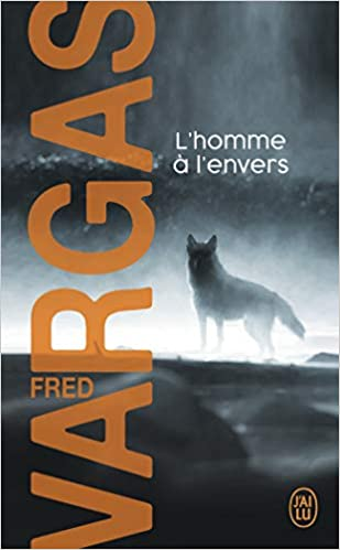 L Homme A L Envers Nouveau Policier English And French