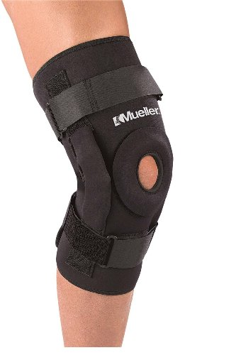 6f3319ed60 Buy Pro Style Hinged Knee Brace Deluxe - Size XXXL Online at Low Prices in  India - Amazon.in