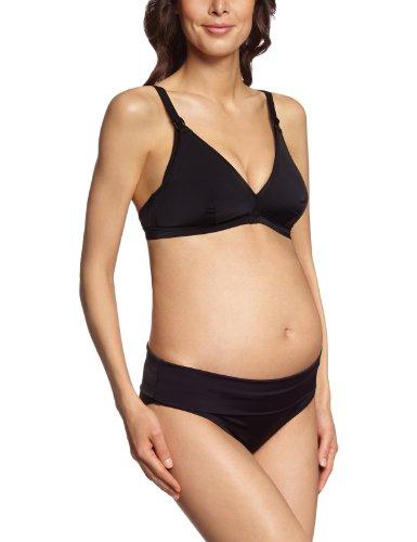 Mamalicious - Bikini para mujer Negro