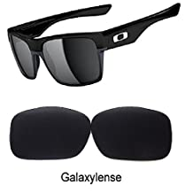 Galaxy Replacement Lenses For Oakley Twoface Black Polarized 100%UVAB
