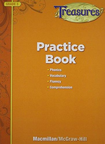 Practice Book: Phonics - Vocabulary - Fluency - Comprehension (Grade 3) (Treasures)