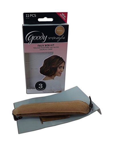 Goody Simple Styles Faux Bob, 11 Ct