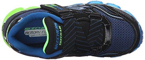 Skechers Skech Air-Turbo Rush Piel Zapato de Tenis