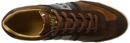 Pantofola d'OroImola Uomo Low - Zapatillas de casa Hombre, color marrón, talla 46