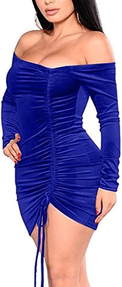 Amazoncom Vestidos De Fiesta De Mujer Sexys Pegados Al