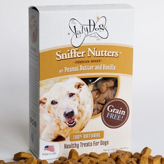 Lazy Dog Sniffer Nutters with Peanut Butter & Vanilla