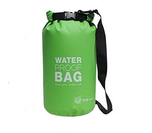 GAMT Waterproof Bags with Shoulder Strap Dry Bag Outdoor Rafting Fishing Lightweight Package 20L