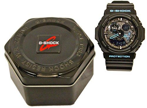Casio G-Shock Limited Series Black Watch GA300BA-1A by Unknown