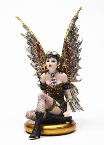 Steampunk Fairies - Tabitha