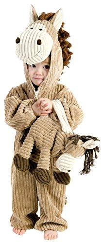 Corduroy Horse Baby Infant Costume - Baby 18-24