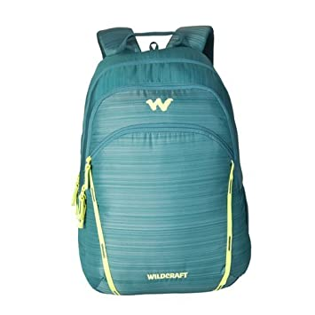 744764b905 Wildcraft 35 Ltrs Green Casual Backpack (11618-Green)  Amazon.in  Bags