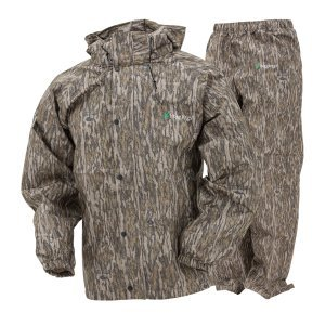 Frogg Toggs Frogg Toggs All Sport Rain Suit, Realtree Timber, Size Small All Sport Rain Suit, Realtree Timber, Small by Frogg Toggs (Image #3)