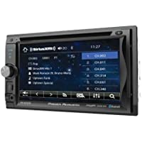 Power Acoustik PD-625XB 2-DIN Source Unit With SXM Interface/Bluetooth/Detach 6.2 LCD