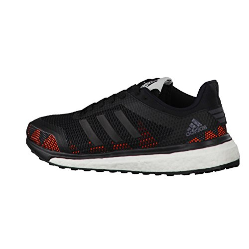 adidas Herren Laufschuhe response + grey four f17/core black/solar orange 50 2/3