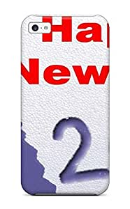 ZippyDoritEduard SGYEwWp4815ADjwW Case Cover Iphone 5c Protective Case Happy New Year