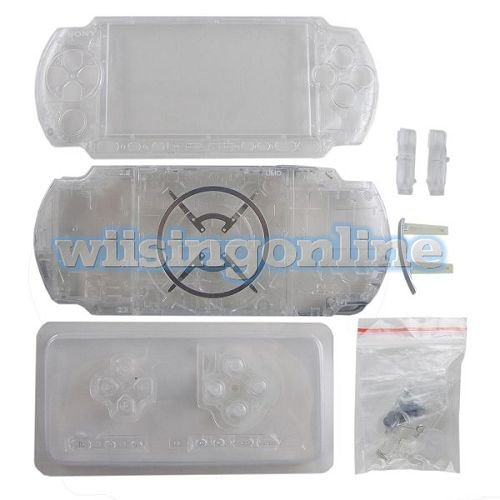 (PSP3000 Housing Shell Case with Button Set for SONY PSP 3000
