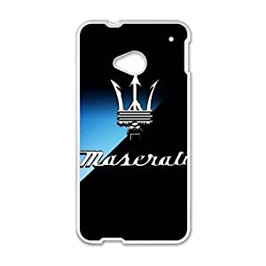 SANLSI Maserati sign fashion cell phone case for HTC One M7