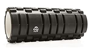 Foam Massage Roller - Black , Green , Pink , Orange , Aqua , Red , Aurora , Peacock or Sunrise from 321 STRONG