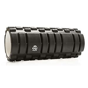 321 STRONG Foam Massage Roller Deep Tissue Massager for Your Muscles & Back