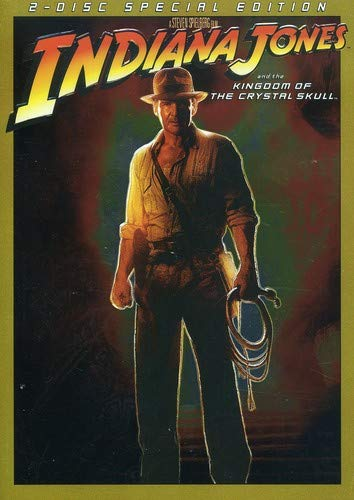 Indiana Jones and the Kingdom of the Crystal Skull (Two-Disc Special Edition) (Kingdom Of Crystal Skull)