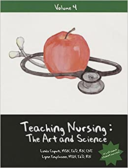 Teaching Nursing: The Art and Science Text & CD, Vol 4 Epub Download