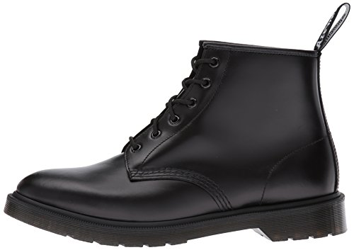 martens 6 Mens Leather Boots 101 Eyelet Black Dr SdqwOgZxS