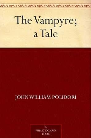 the vampyre john william polidori pdf