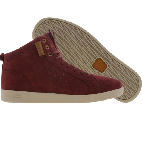 Clae Russell (oxblood suede)