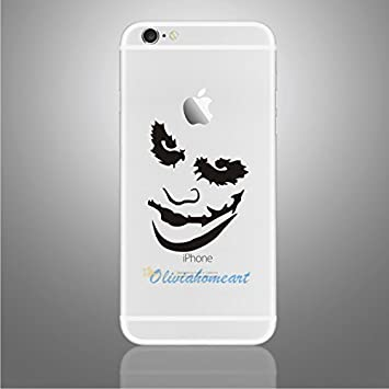 Iphone 6 decals iphone vinyl decal stickers 4 7 joker