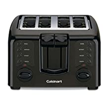 Cuisinart Toaster - 4-Slice - Black
