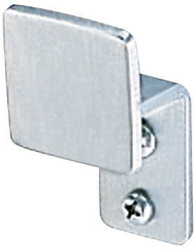 Bobrick 233 304 Stainless Steel Clothes Hook, Satin Finish, 1-1/8