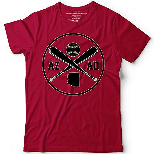 Arizona Baseball Players Field Home Run Hitter Champions Jersey Customized Handmade T-Shirt Hoodie/Long Sleeve/Tank Top/Sweatshirt