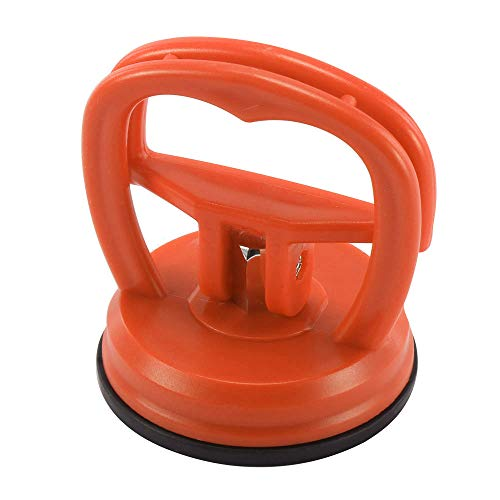 ONEVER Dent Puller Suction Cup, Car Dent Remover for Pulling Automotive Car Hail and Door Ding Damage, Black