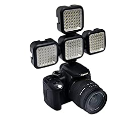 Opteka VL-5 Video Light (Black)
