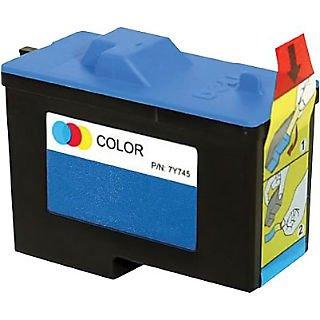 Dell Colour Inkjet - DellTM 7Y745QL Inkjet Cartridge; Color