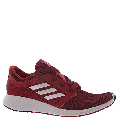 adidas Women's Edge Lux 3 Running Shoe, active maroon/silver Metallic/Grey, 7.5 M US (Best Running Shoes For Neutral Runners 2019)