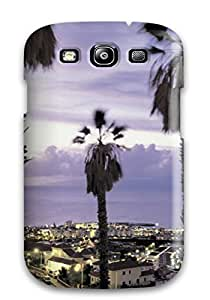S3 Scratch-proof Protection Case Cover For Galaxy/ Hot Tenerife Holidays Phone Case